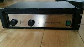800W Lyonforge power dj/pa amplifier
