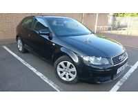 audi a3 2.0 sport, new timing belt, good condition, may swap p/x for van/recovery