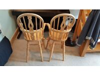 Childs dining chair