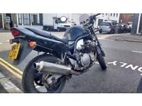 Suzuki Bandit GSF 600. 1996. 58,000 miles. 1 owner from new. Tatty but working with full MOT.