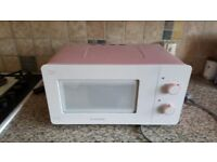 Daiwoo 600w 14litre microwave
