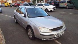 2003 Ford Mondeo 2.0L petrol Zetec