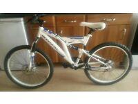 muddyfox mountain bike 24inch