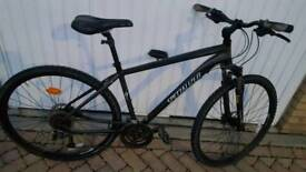 Specialized Crosstrail Sport Bike with Hydraulic Front & Rear Disc Brakes, Front Suspensions £200