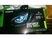GTX 980ti windforce graphics card