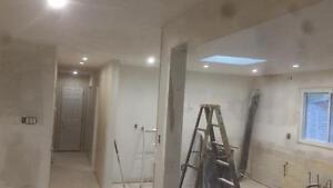 drywall mud and taping ceiling repairs Kitchener / Waterloo Kitchener Area image 3