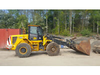 JCB 436E WASTE MASTER LOADING SHOVEL