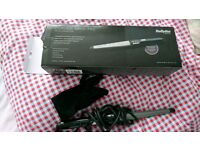 Babyliss curling wand pro. Nearly New!