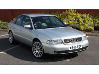 Audi S4 A4 TDI Quattro diesel turbo Automatic,FSH long MOT, Low mileage , part ex welcome