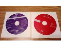 Dell resource Media + windows 10 pro 64 bit re installation CD. sorry, no coa