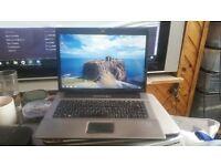 hp compaq 6720s windows 7 80g hard drive 2g memory dvd drive charger