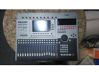 Yamaha AW4416 with CD burner and all manuels