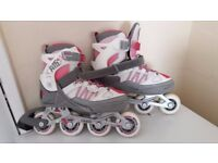 Oxelo Fit5 Skates Very Good condition £15