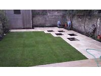 Driveway, Patio, Pathway, Garden Wall, Fence, Turfing