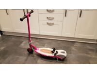 Razor E90 Electric Scooter- Pink