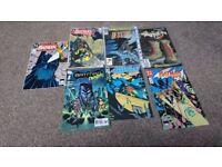 Batman comics assorted