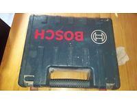 Bosch 18v battery drill