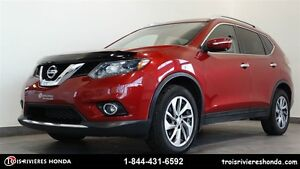 2014 Nissan Rogue SL 4WD mags toit cuir