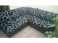 NEW DFS LARGE CORNER SOFA CAN DLEIVER FREEE