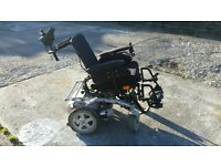 invacare 24v electric wheelchair