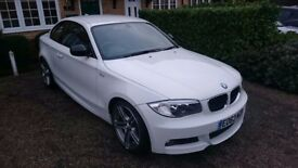 BMW 1 Series M Sport Plus 118d Full BMW Service History, £30 year road tax!