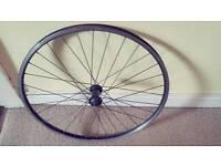 Mavic 117 front wheel