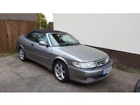 Saab 9-3 Aero Convertible HOT