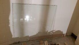 glass...toughened sheet