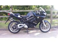 2011 BMW f800 st touring , 1 mature owner, excellent condition with BMW fsh.