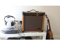 Stagg 40W Acoustic Amplifier with reverb