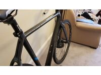 Ribble CR3 CX Cyclocross Full Carbon Fibre Road Bike 57cm