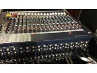 Soundcraft FX16ii 16 Channel Mixer Lexicon FX