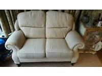 Very comfy sofa! Slightly worn.