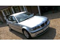 BMW 320i SE Auto in good condition,MOT'd May 2018,Service history, Tyres 2k, Everything works sweet