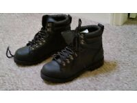 Walking Boots (size 9) - New - Unworn - COLLECTION ONLY