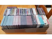 JOB LOT OF MUSIC CD'S