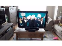 "**PANASONIC**37"" TV**MODEL: STX-P37X10B**HD TV WITH FREEVIEW**1080p**FULLY WORKING**NO OFFERS**"