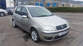 2004 (53 Reg) Fiat Punto 1.4 16v Eleganza 5dr £495! 12 Months Mot & 3 Months Warranty