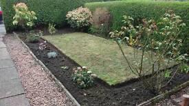 Gardener Garden maintenance Glasgow, Dumbartonshire, Inverclyde, Ayrshire, East Renfrewshire