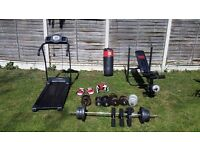 Body building equipament