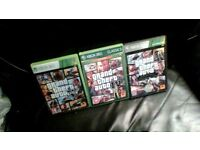 Xbox 360, Chatpad and 3 Wireless controllers and games