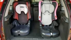 Car seats x 2