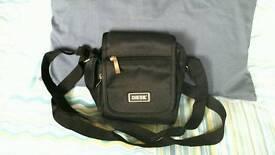 DIESEL SHOULDER BAG WITH ADJUSTABLE STRAP