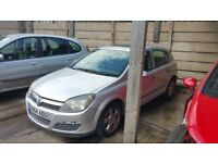 Vauxhall Astra Hatchback (2004 - 2010) 1.6 Life 5d Breaking for Spares or Repairs