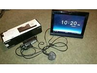 Sony Tablet S with wireless charging dock Ipad 16gb