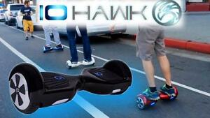 hoverboard IOHAWK 1 year warranty brand new self balance scooter. over 1000$ in savings liquidations sale best x-mas eve