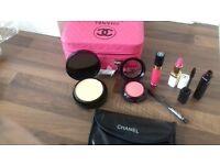Chanel Makeup set with Vanity Case
