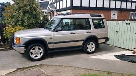 Land Rover Discovery 2 4 x 4