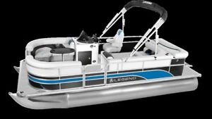 2018 Legend Boats ENJOY CRUISING ALL-IN PRICING