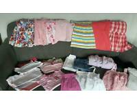 GIRLS SUMMER CLOTHES BUNDLE AGE 5-6